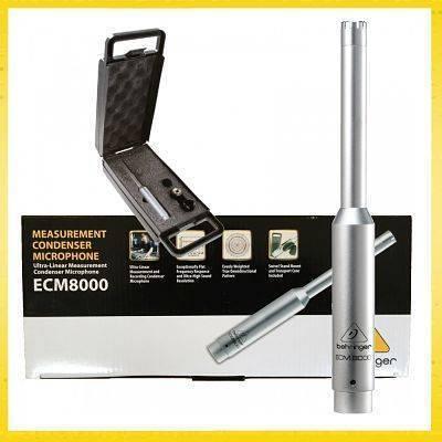 MICROFONO BEHRINGER condensador ULTR LIN