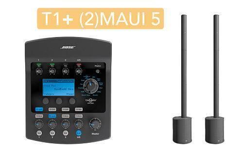 Paquete T1 Tonematch Renovada +  2 Maui 5