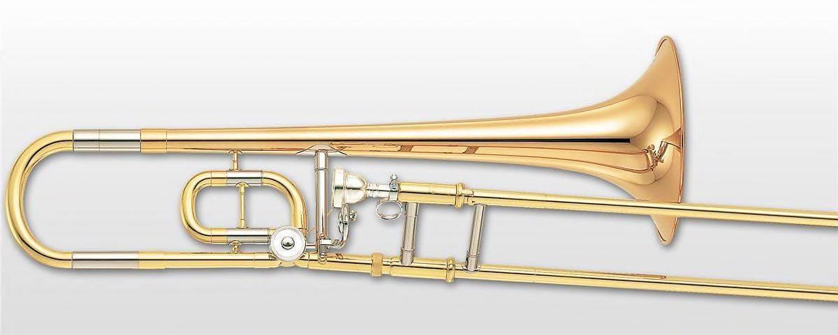 Trombon Yamaha YSL350C Bb/C