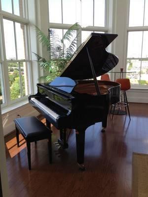 Piano de Cola Yamaha CFX de 275 centimetros