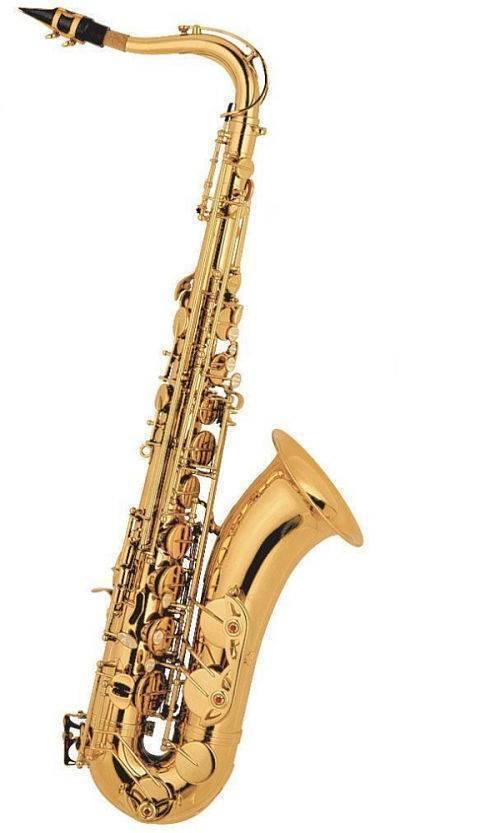 Saxofon Tenor Bb Laqueado Cts-100L Century