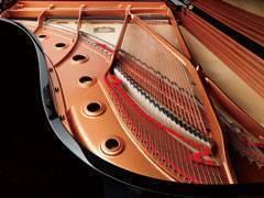 Piano de Cola Yamaha serie CX de 227 centimetros