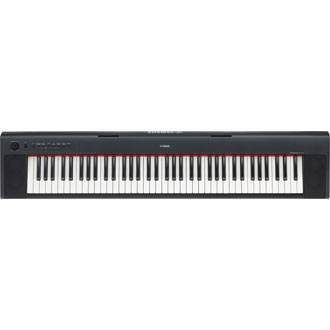 Piano Yamaha NP32 color Negro