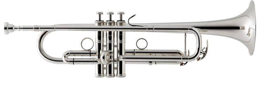 Trompeta Avanzada Besson BE-111XL Plateada