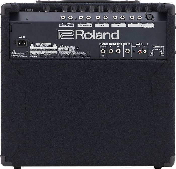 Amplificador KC-400 Roland Teclado