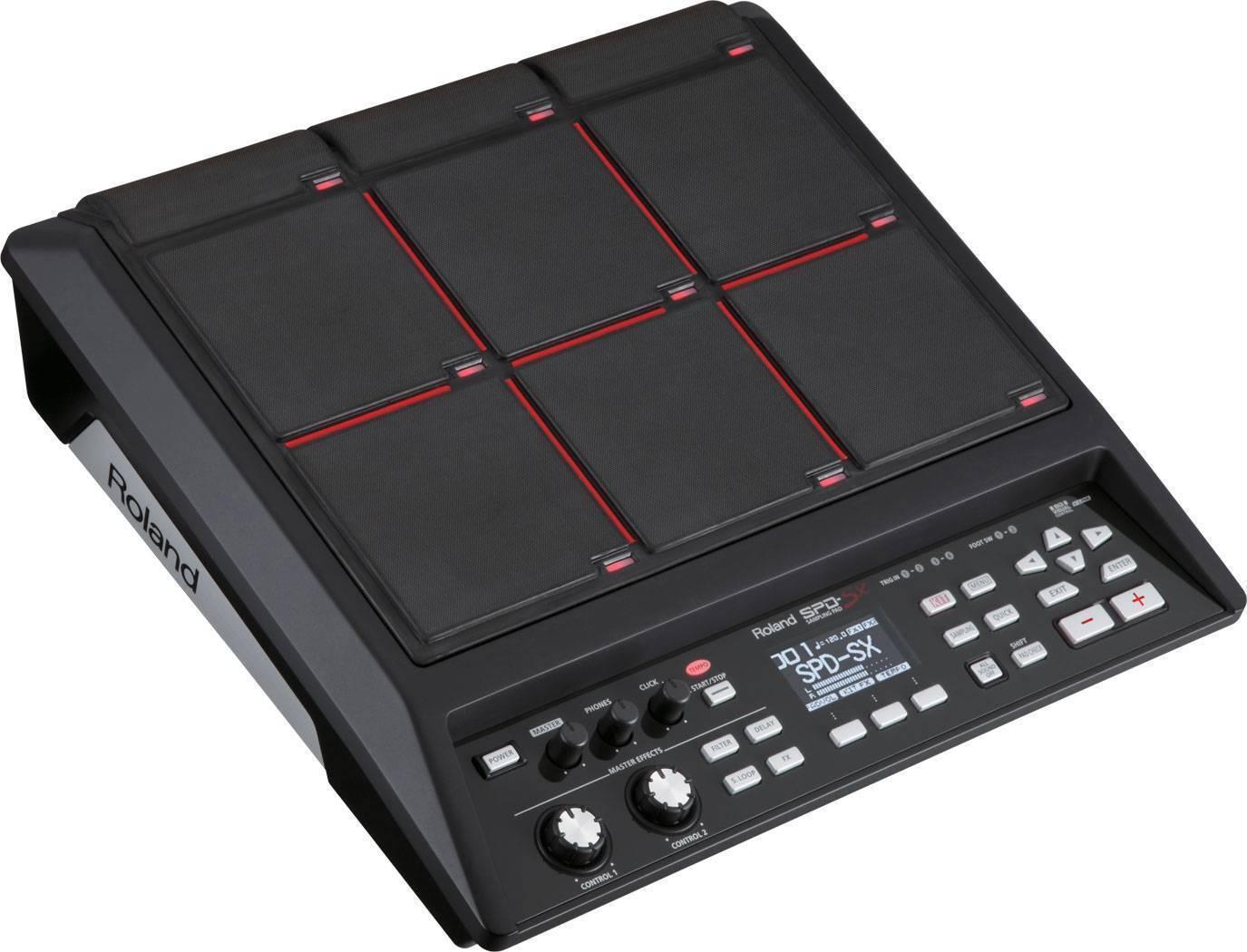 Roland SPD-SX Modulo de percusión y sampleo