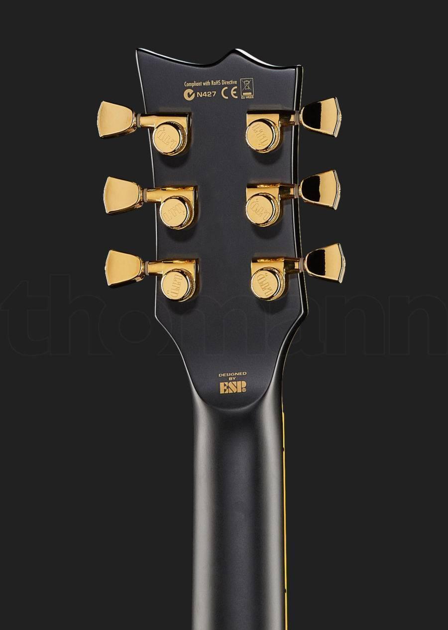 Guitarra LTD EC-1000 BLK Negra