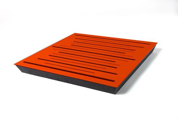 Paquete de 4 paneles acusticos Audio Fuzz