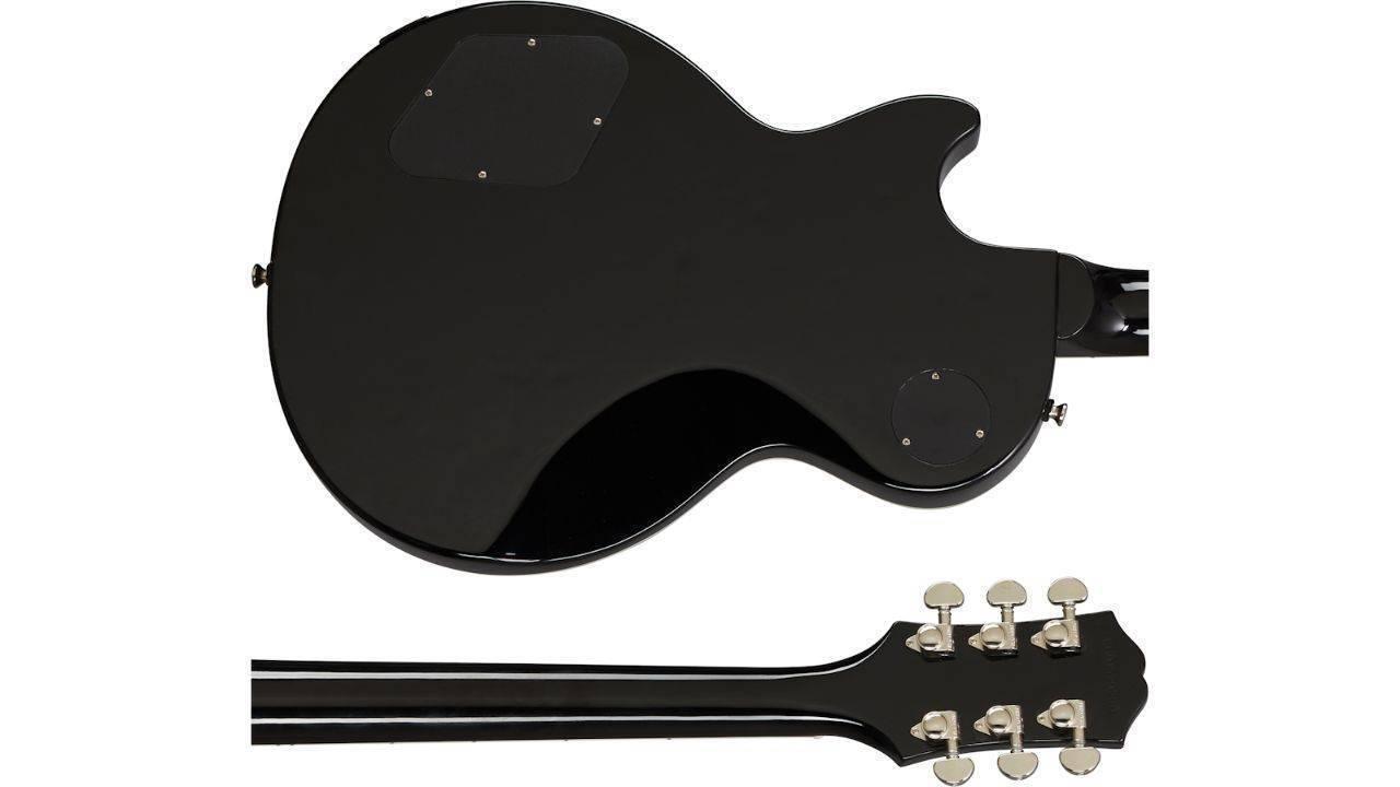 Guitarra Epiphone Les Paul Muse Pearl White Metallic