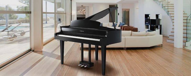 Piano Clavinova Yamaha  CLP665GP Negro