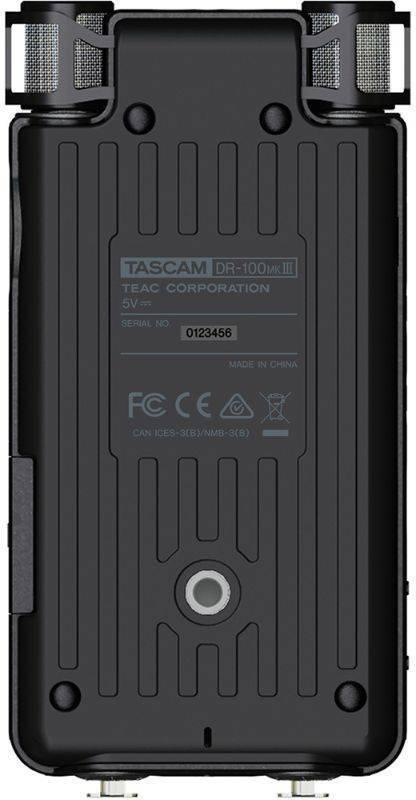 Grabadora Portatil Tascam DR-100MKII