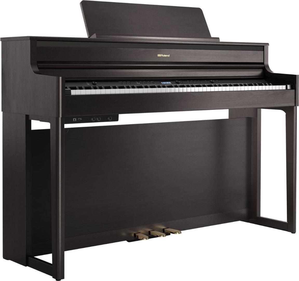 Piano Roland Profesional HP-704 Dark Rosewood