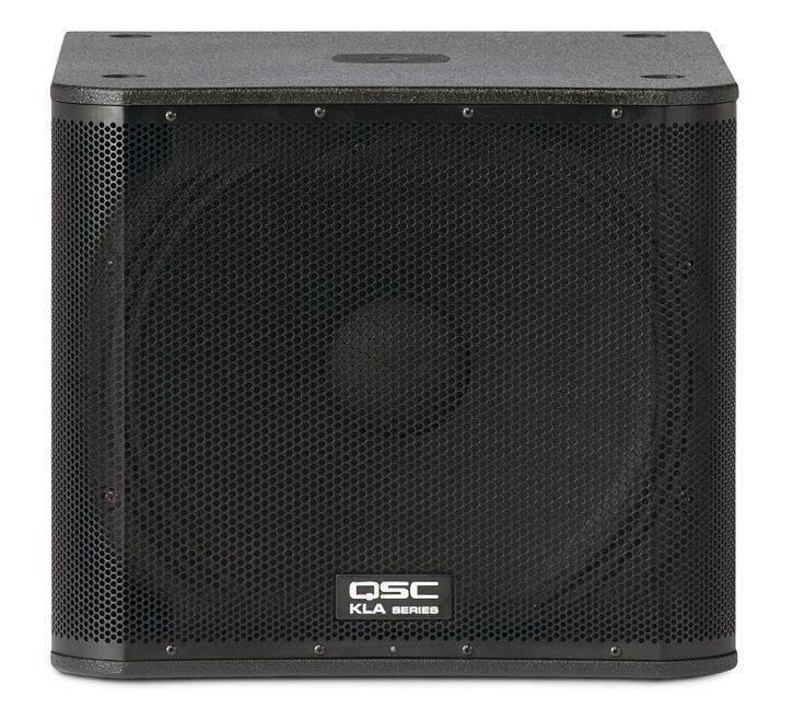 Bafle Amplificado QSC KLA181