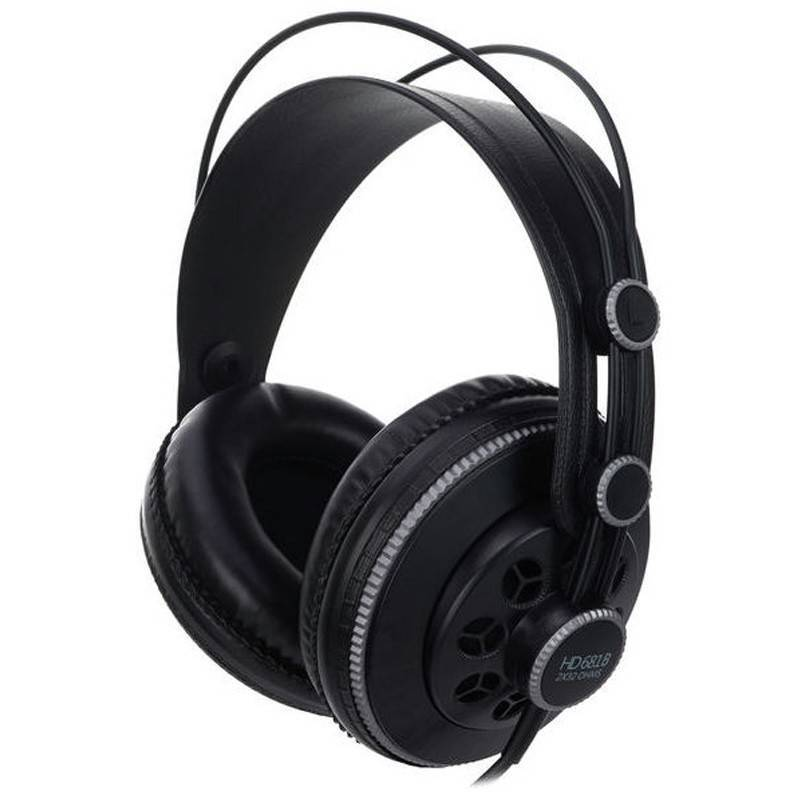HD681B	Audifonos Profesionales Con Powerful Bass