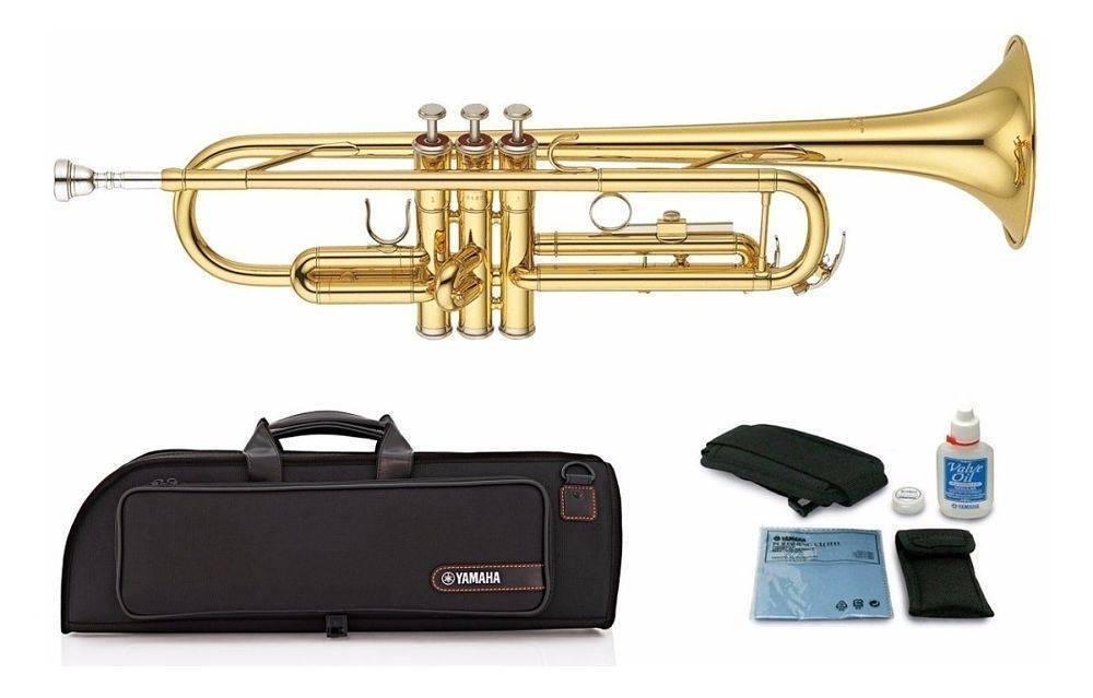 Trompeta Yamaha YTR-2330 Estandar en Bb