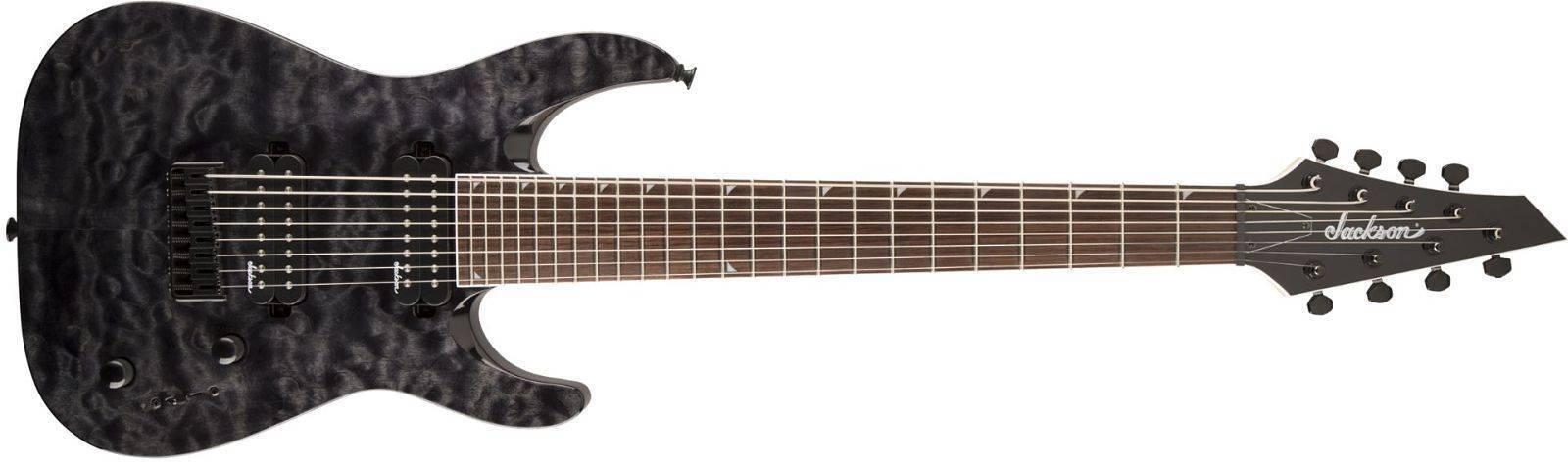 Guitarra Jackson 8 cuerdas JS32 DINKY™ ARCH TOP