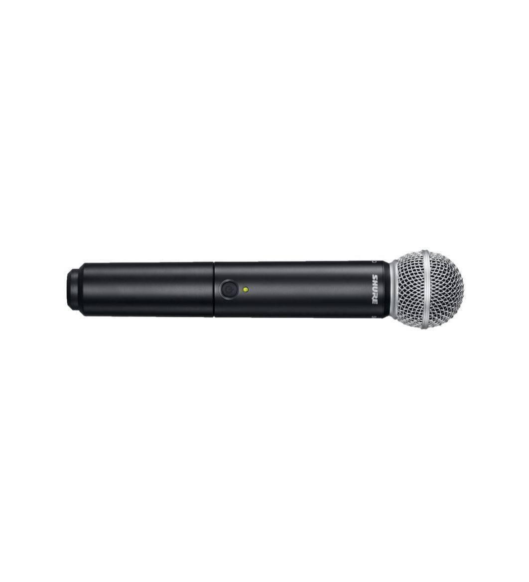Microfono doble Shure BLX288/SM58
