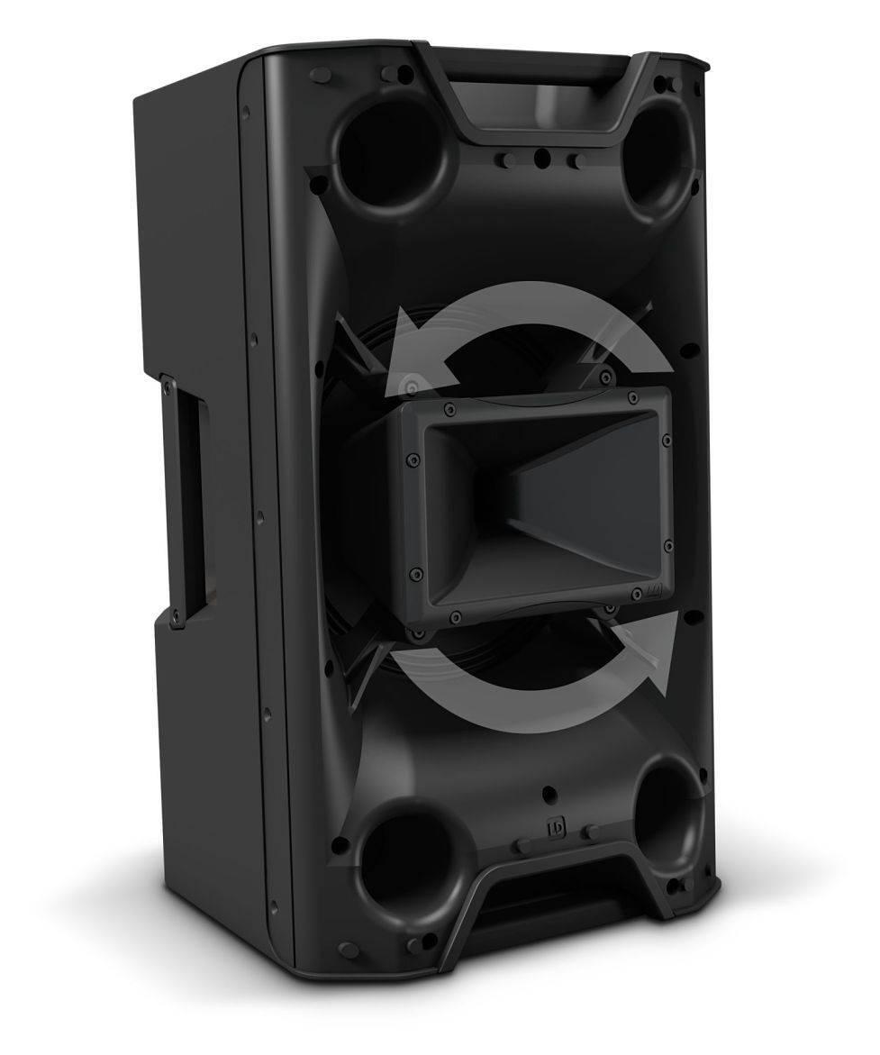 Bafle Amplificado LD SYSTEMS ICOA15 A