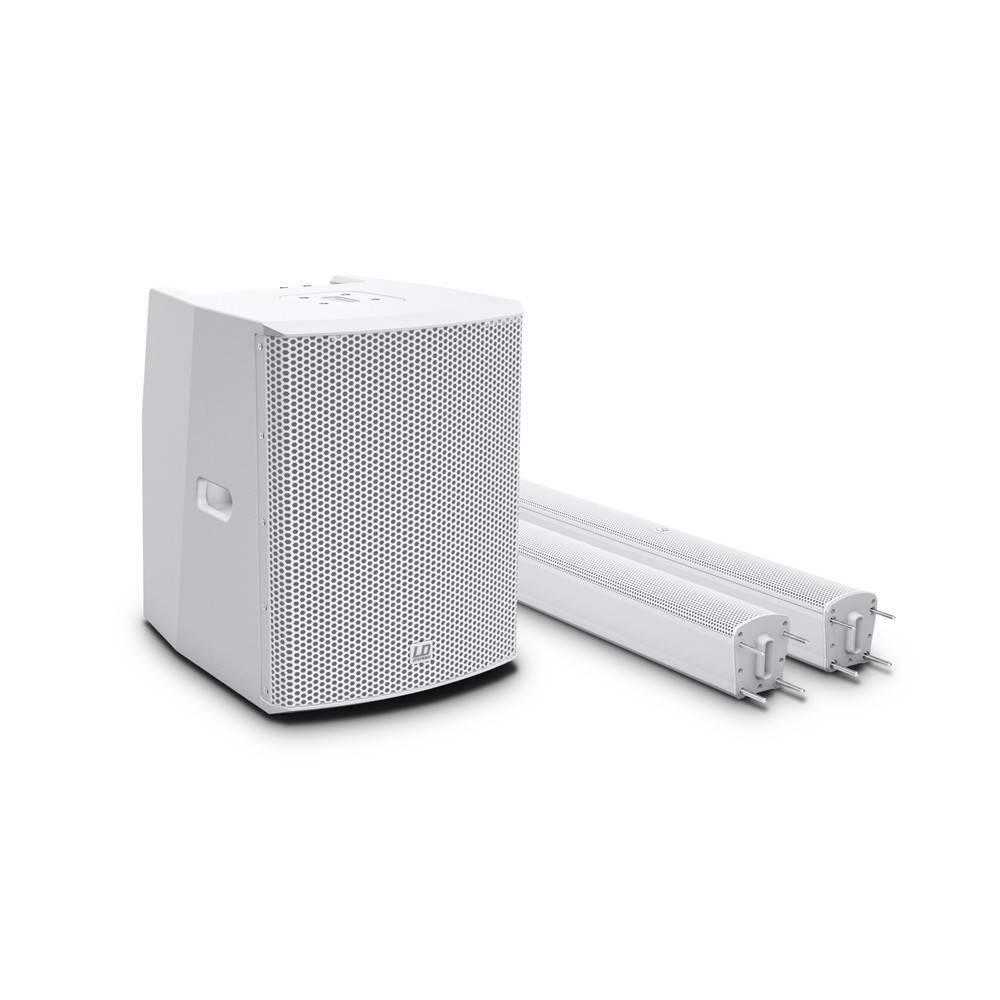 MAUI 28 G2W Sistema de Audio de Columna Blanco (hasta 200 personas de audiencia)