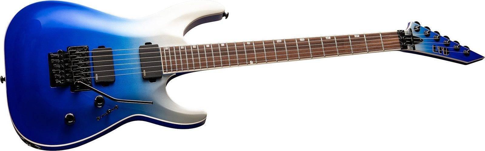 Guitarra LTD MH-400FR BLUE PEARL FADE METALLIC