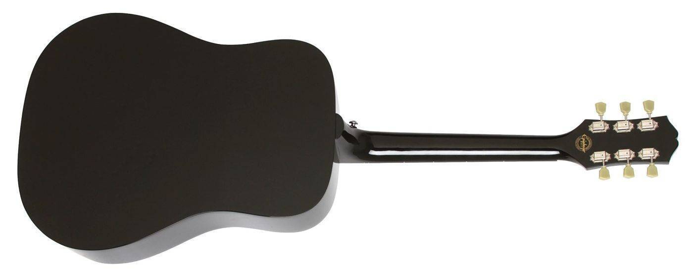 Guitarra Acústica Epiphone PRO-1 Negra