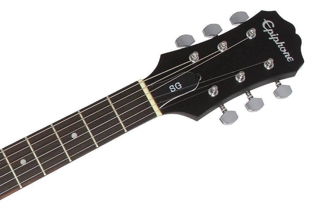 Guitarra Epiphone SG-Special VE Negro