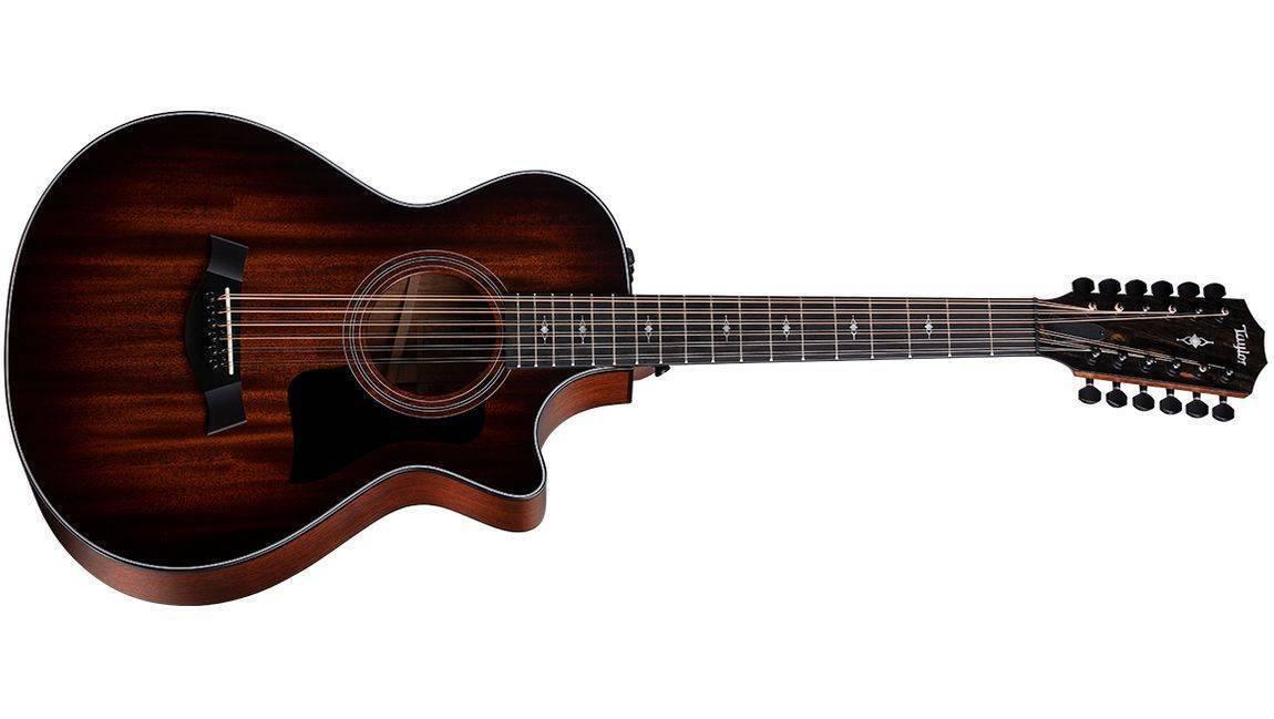 Guitarra Electroacustica Taylor 362 12 cuerdas