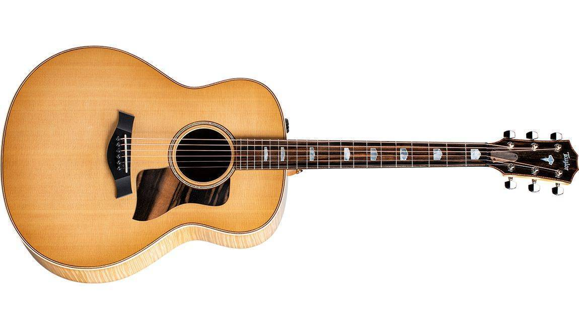 Guitarra Premium Electroacustica Taylor 618e