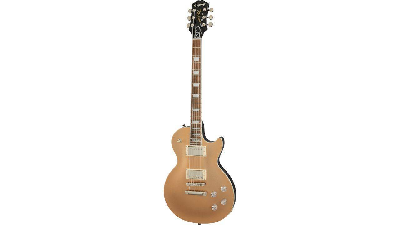 Guitarra Epiphone Les Paul Muse Smoked Almond Metallic