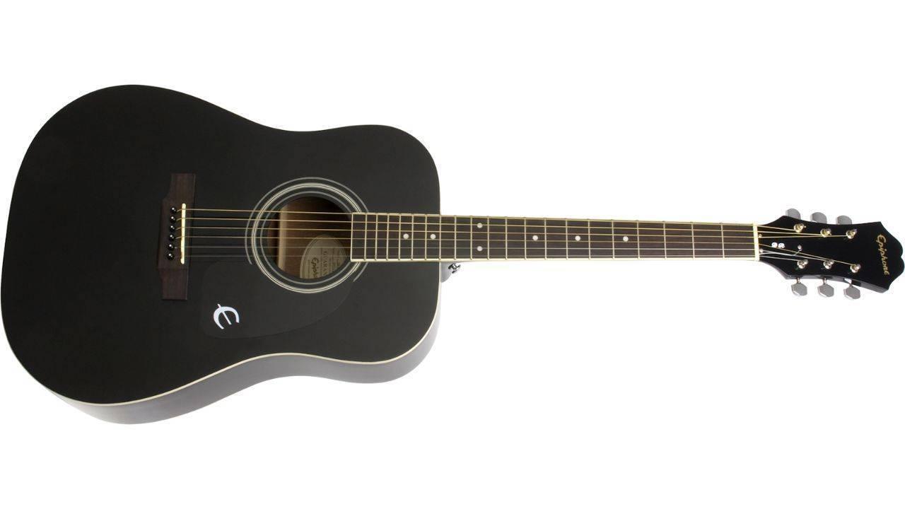 Guitarra Acustica Epiphone DR-100 Negra