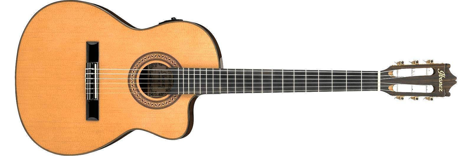 Guitarra electro-Acústica Ibañez GA5TCE-AM Natural