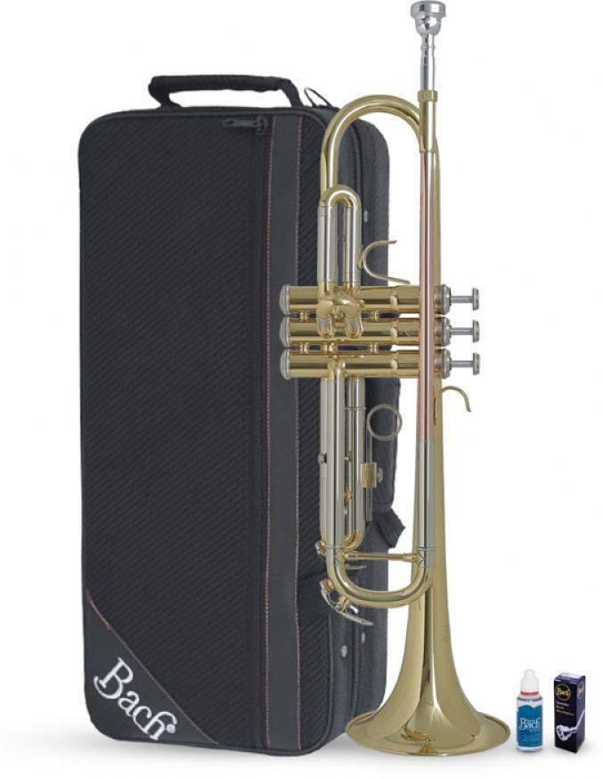 Trompeta Laqueada Vincent Bach Tr655