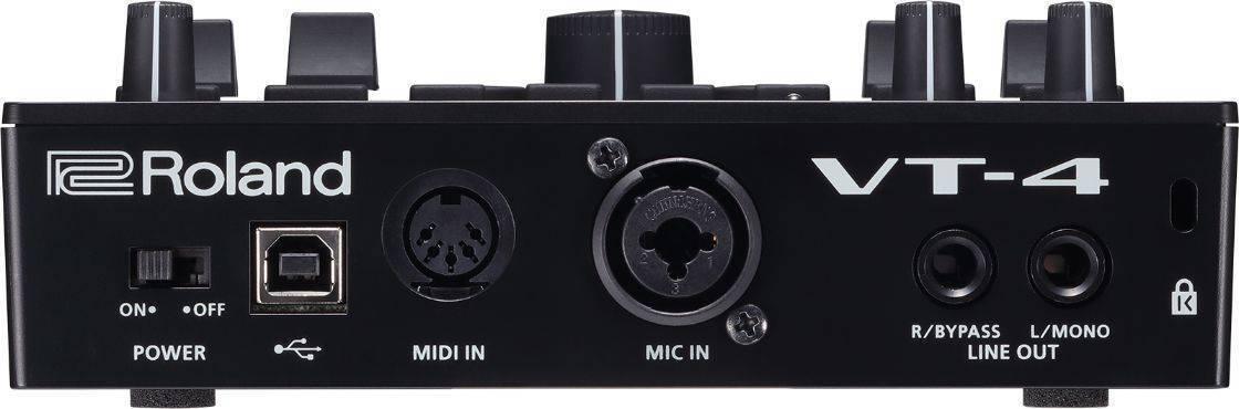 Procesador de Voz Roland VT-4
