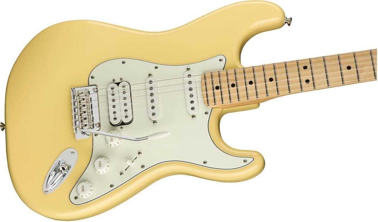 Guitarra Fender Stratocaster HSS Buttercream