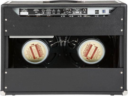 Amplificador de Bulbos Fender Twin Reverb 0217300000
