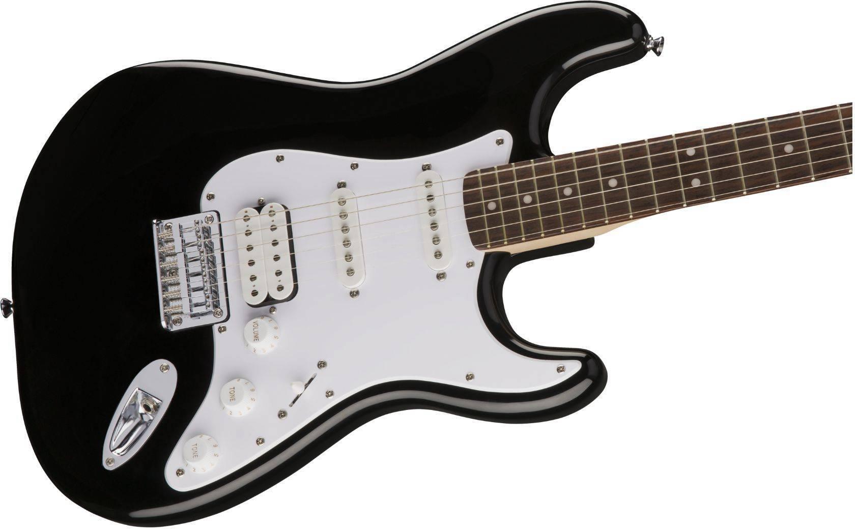 Guitarra Fender Sq Bullet Strat Ht Hss Negra