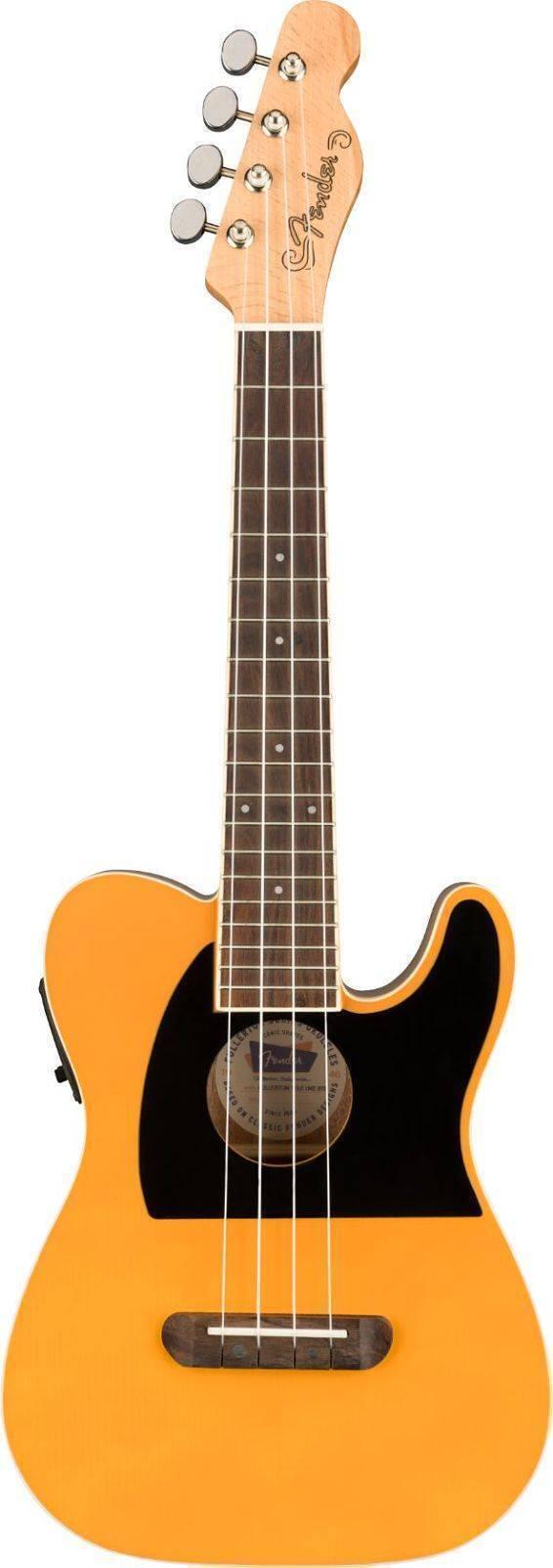 Ukulele Fender Telecaster Fullerton