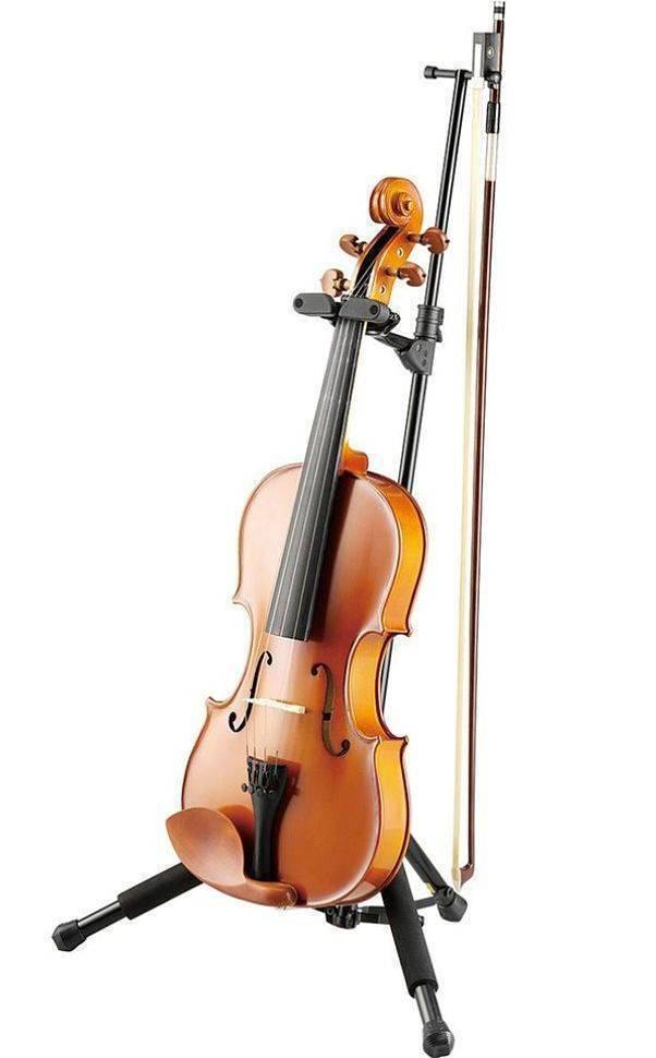 Soporte para violin o viola Hercules DS-571BB