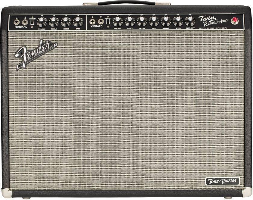 Amplificador Fender Tone Master TWIN REVERB
