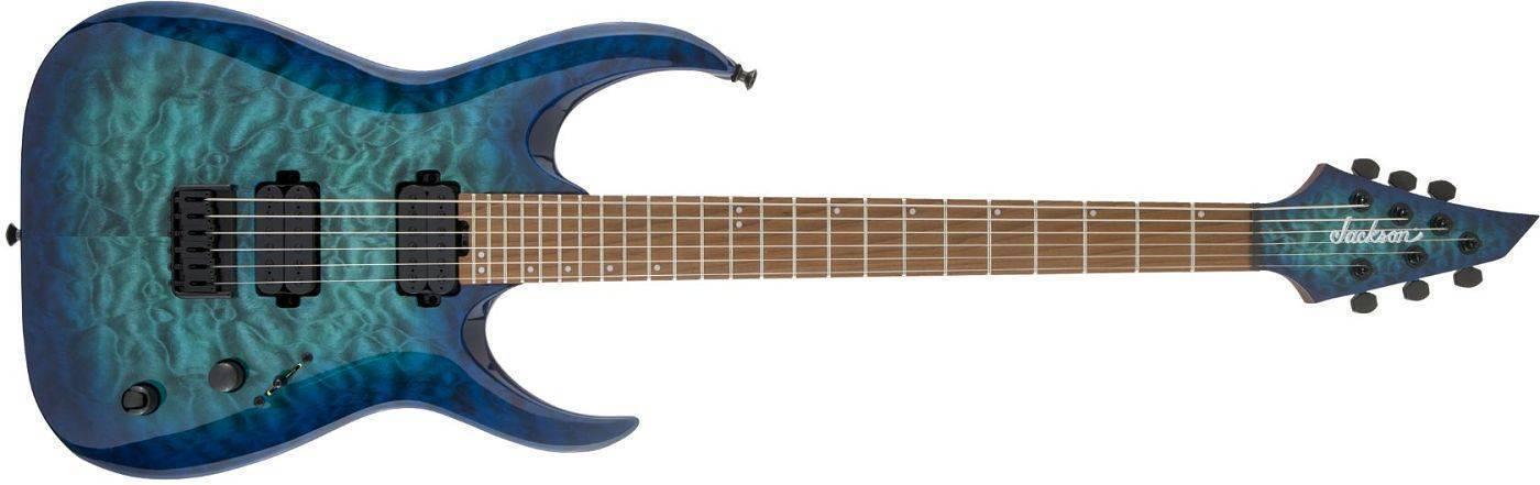 Guitarra Jackson  Pro Series Signature Misha Mansoor Juggernaut Ht6qm
