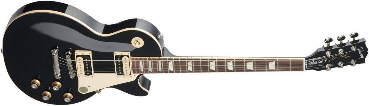 Guitarra Gibson Classic Negra