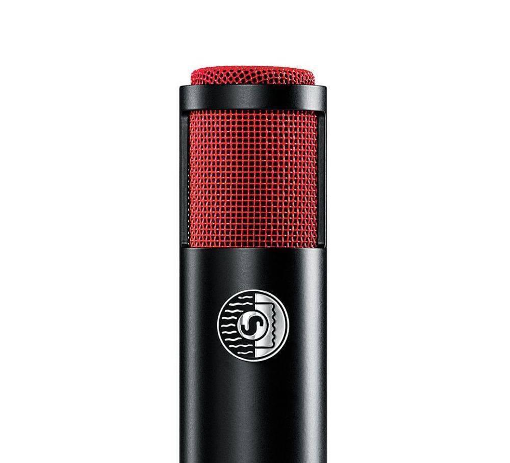 Microfono de cinta Shure KSM313/NE