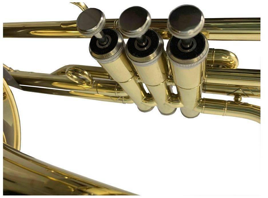Trombon Tenor Symphonic de Embolos En Tono Do Laqueado