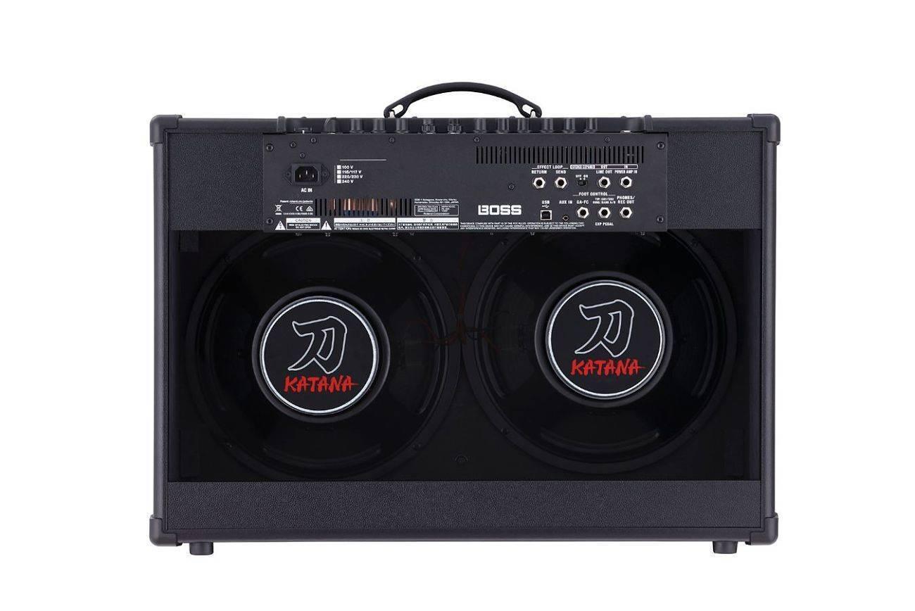 Amplificador Boss Katana 100 212 MK2