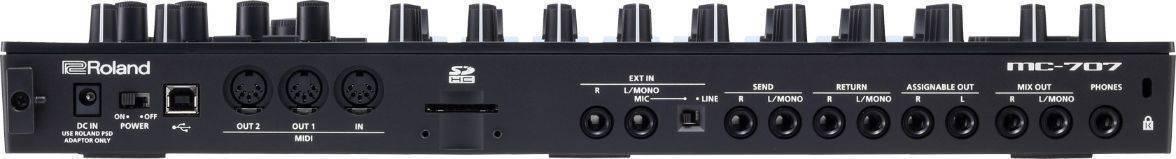 Groovebox Roland MC-707