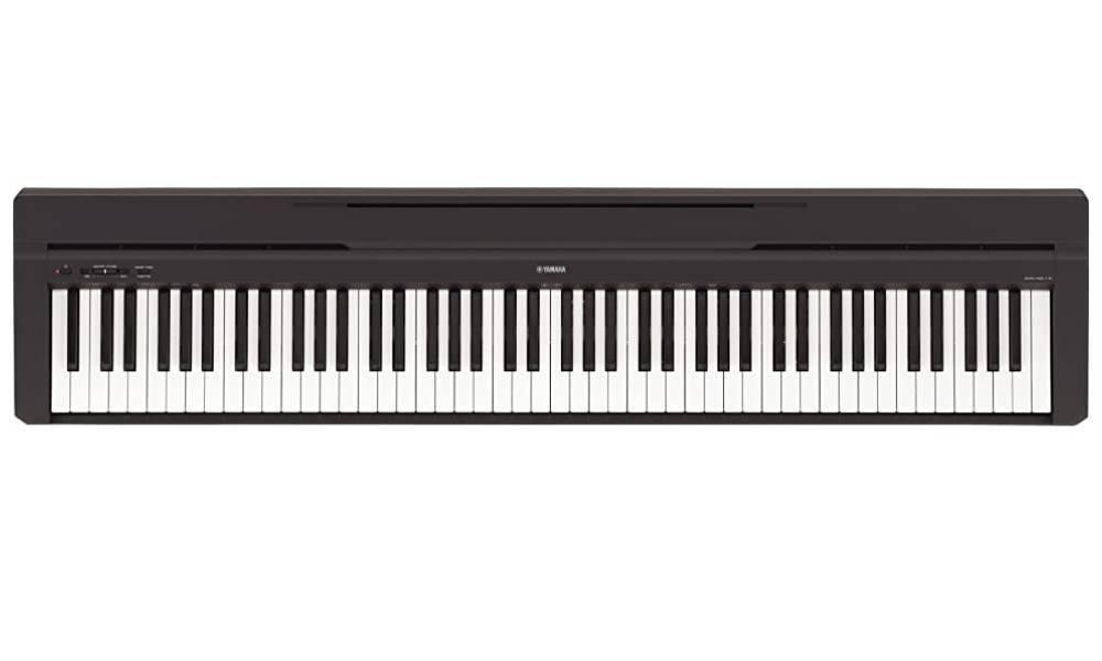 Piano Yamaha P45 Teclas de peso completo