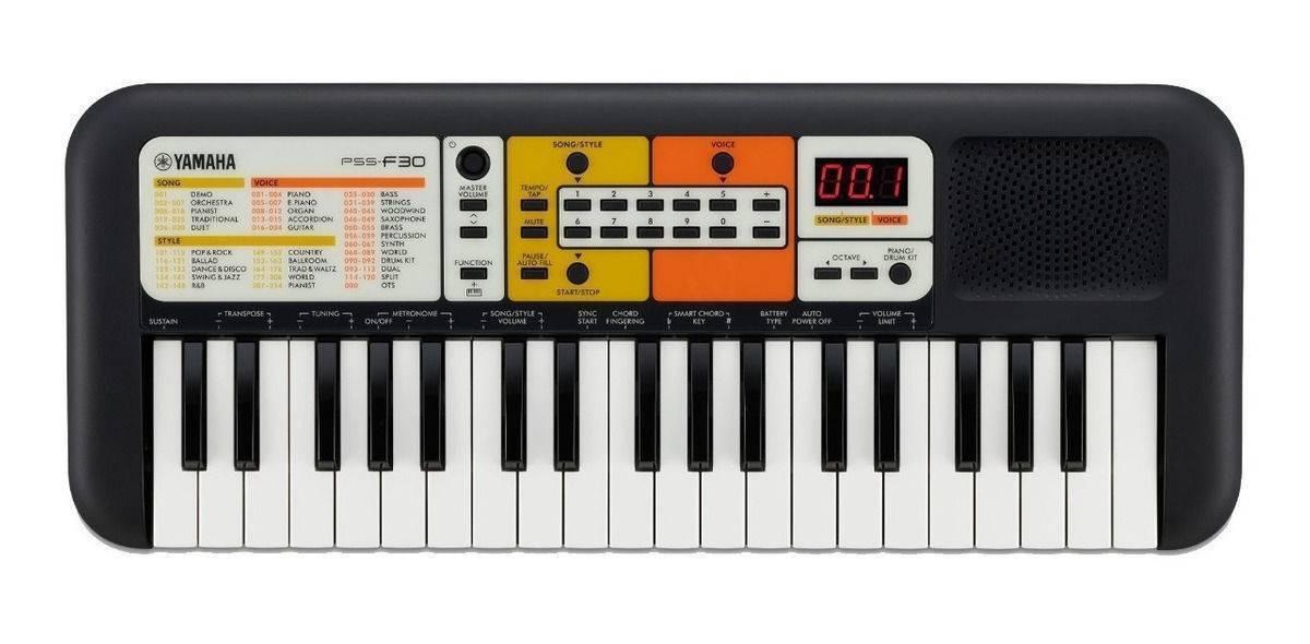 Teclado Yamaha infantil PSSF30