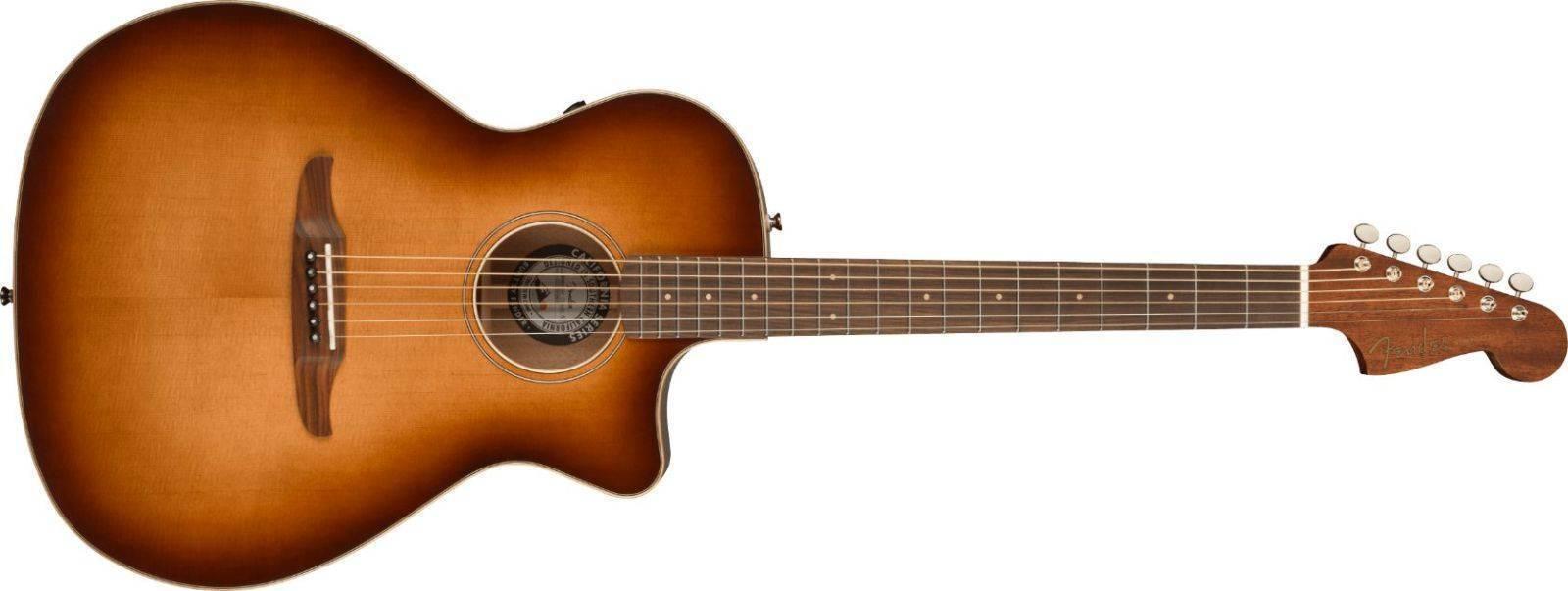 Guitarra Electroacustica Fender  NEWPORTER CLASSIC