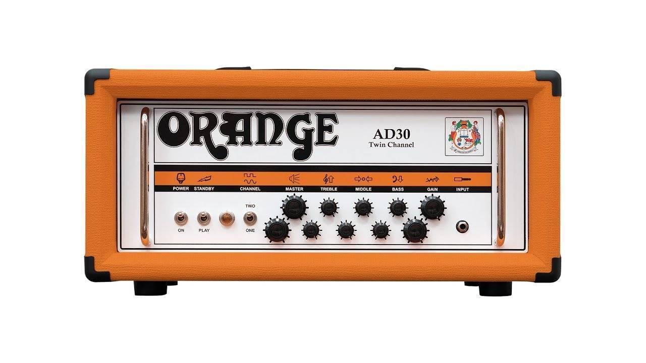 AMPLIFICADOR ORANGE PARA GUITARRA ELECTRICA, 30W
