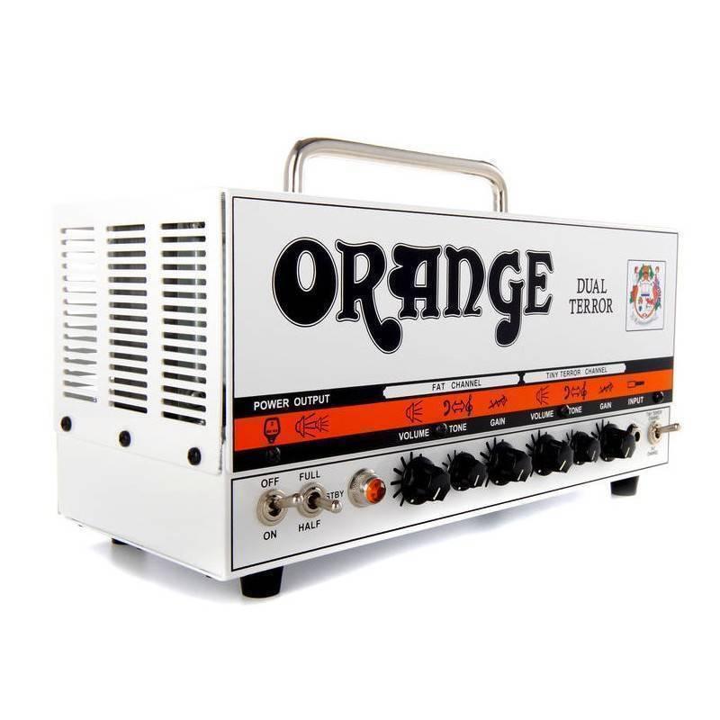 AMPLIFICADOR ORANGE DUAL TERROR PARA GUITARRA ELECTRICA, 30W